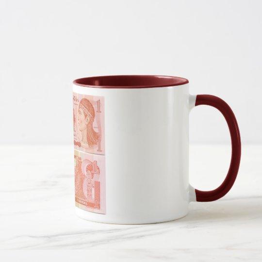 Lempira-mug Mug