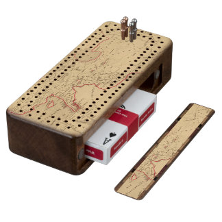 L'Empire des Perses Cribbage Board
