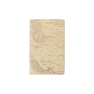 L'Empire des Perses Pocket Moleskine Notebook