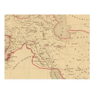 L'Empire des Perses Postcard