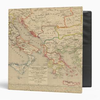 L'Empire d'Orient, l'Italie, 1200 a 1300 3 Ring Binder