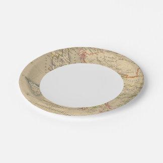 L'Empire d'Orient, l'Italie, 1200 a 1300 Paper Plate