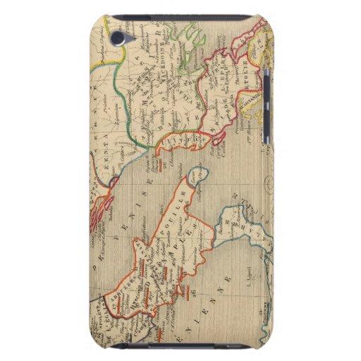 L'Empire d'Orient, l'Italie, 1200 un 1300 iPod Case-Mate Cárcasa