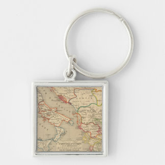 L'Empire d'Orient, l'Italie, 1200 un 1300 Llavero Personalizado