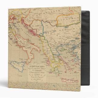 L'Empire Grec, l'Italie, 1300 a 1400 3 Ring Binder