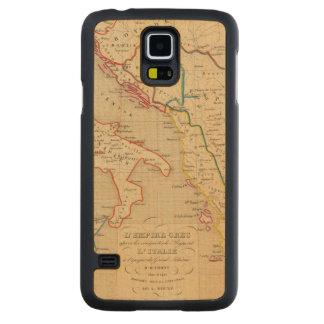 L'Empire Grec, l'Italie, 1300 a 1400 Maple Galaxy S5 Slim Case