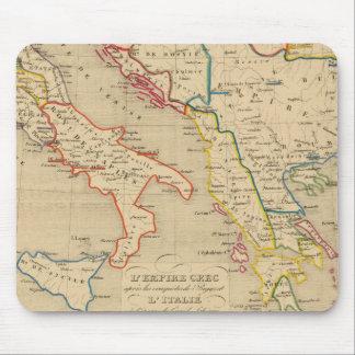 L'Empire Grec, l'Italie, 1300 a 1400 Mouse Pad