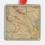 L'Empire Grec, l'Italie, 1300 un 1400 Ornatos