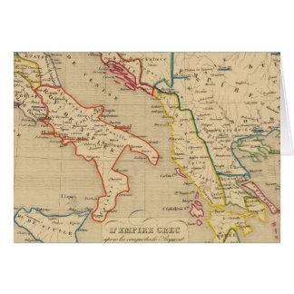 L'Empire Grec, l'Italie, 1300 un 1400 Tarjetas