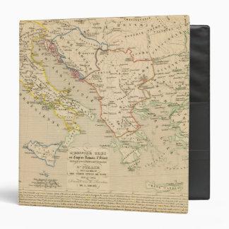 L'Empire Grec, l'Italie, 900 a 1002 3 Ring Binder