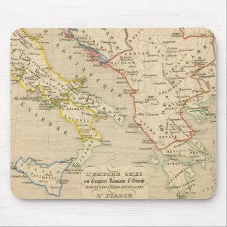 L'Empire Grec, l'Italie, 900 un 1002 Tapetes De Raton
