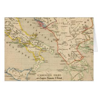 L'Empire Grec, l'Italie, 900 un 1002 Tarjeta