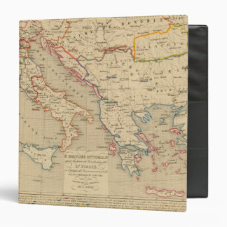 L'Empire Ottoman, l'Italie, 1400 a 1500 3 Ring Binder