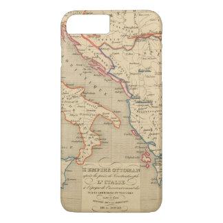 L'Empire Ottoman, l'Italie, 1400 a 1500 iPhone 7 Plus Case