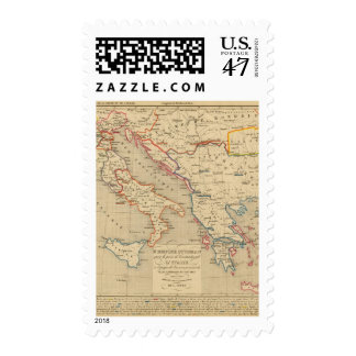 L'Empire Ottoman, l'Italie, 1400 a 1500 Postage