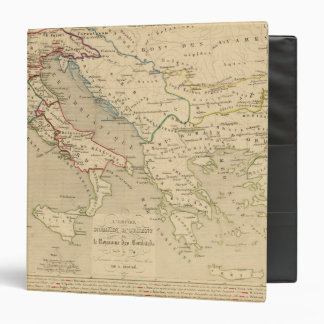 L'Empire Romain d'Orient, Royaume des Lombards 3 Ring Binders
