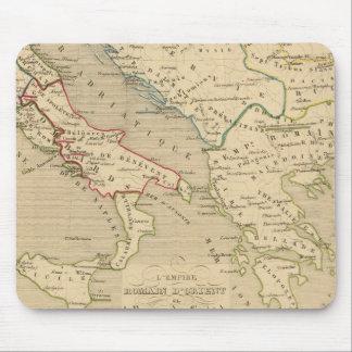 L'Empire Romain d'Orient, Royaume des Lombards Mouse Pad