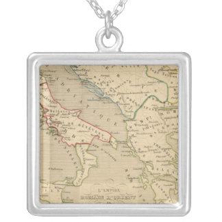L'Empire Romain d'Orient, Royaume des Lombards Custom Necklace
