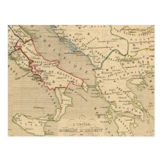 L'Empire Romain d'Orient, Royaume des Lombards Postcard