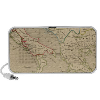 L'Empire Romain d'Orient, Royaume des Lombards Laptop Speakers