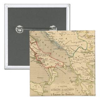 L'Empire Román d'Orient, lombardos del DES de Roya Pin Cuadrado