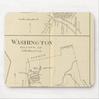 Lempster, Washington, Goshen Mouse Pad