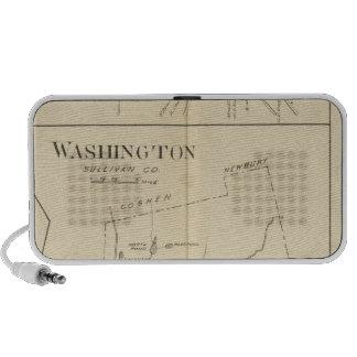 Lempster, Washington, Goshen iPod Speaker