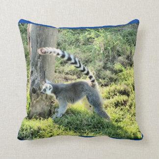 Lemur American MoJo Pillow