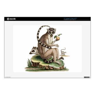 Lemur Artwork Decals For Laptops