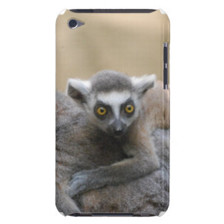 Lemur Baby  iTouch Case Barely There iPod Cases