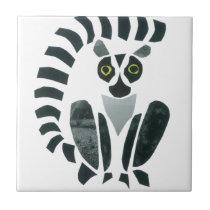 Lemur Ceramic Tile