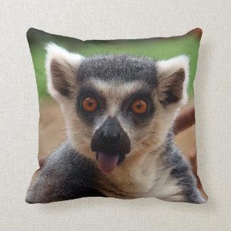 Lemur Cojín