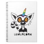 Lemur de LemurCorn Libretas