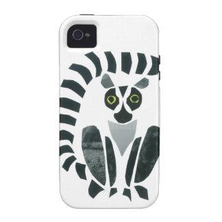 Lemur iPhone 4/4S Carcasas