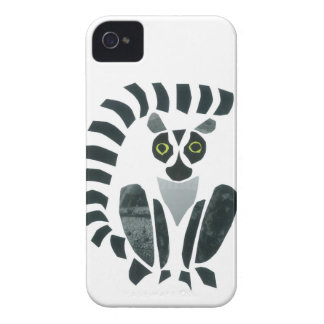 Lemur Case-Mate iPhone 4 Cobertura