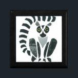 """Lemur Gift Box<br><div class=""""desc"""">Small Tile Gift Box</div>"""