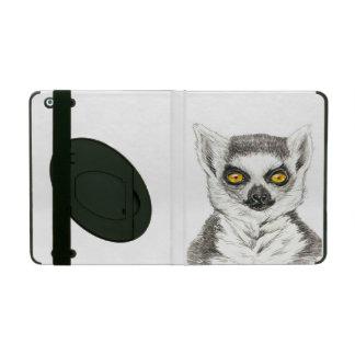 Lemur iPad Case