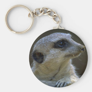 Lemur Key Chain