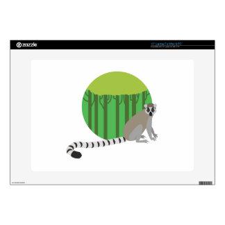 Lemur Laptop Decal