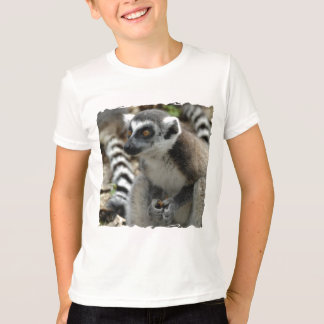 Lemur Monkey Kid's T-Shirt
