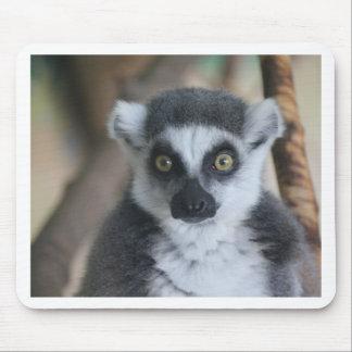 Lemur Mouse Pad