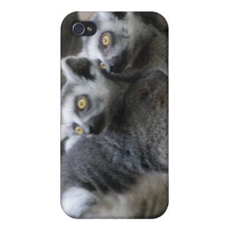 Lemur Piggy Back iPhone 4 Case