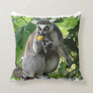 Lemur Pillow