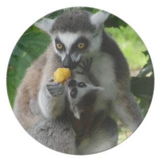 Lemur  Plate