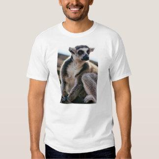 Lemur Portrait Closeup Shirt