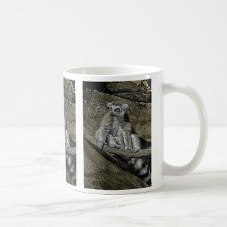 Lemur Ring Tail Mug