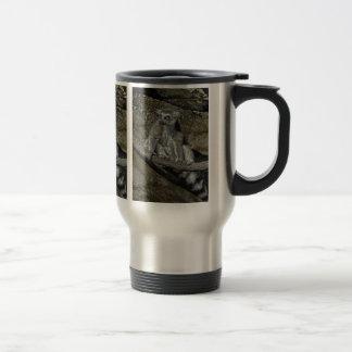 Lemur Ring Tail Travel Mug