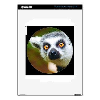 """Lemur"" Skins For iPad 3"