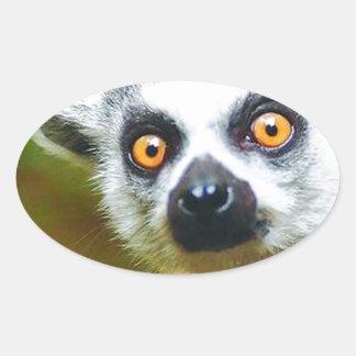 """Lemur"" Stickers"