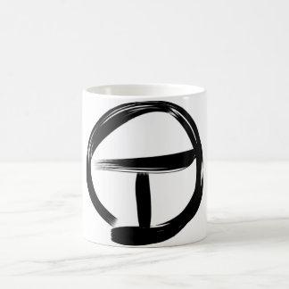 Lemurian Tau Symbol Magic Mug